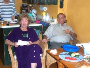 Barbara and Walter Berman