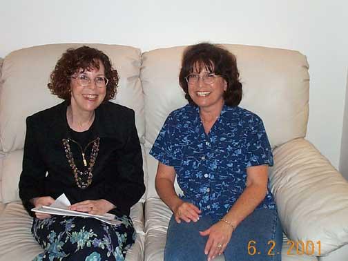 Bonnie and Carol