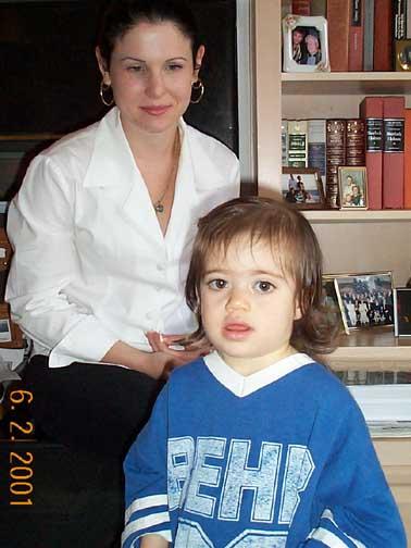 Deet Zucker and Sara Gerstman