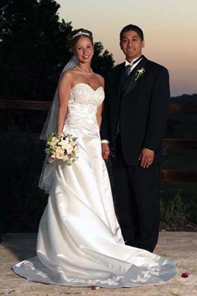 Cheryl and Richard Navarrete