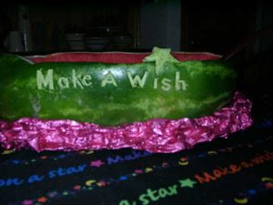 The Wishing Watermelon